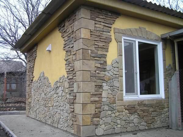 Натуральный камень – отличный материал, который сотнями лет применяется для домостроения и отделки