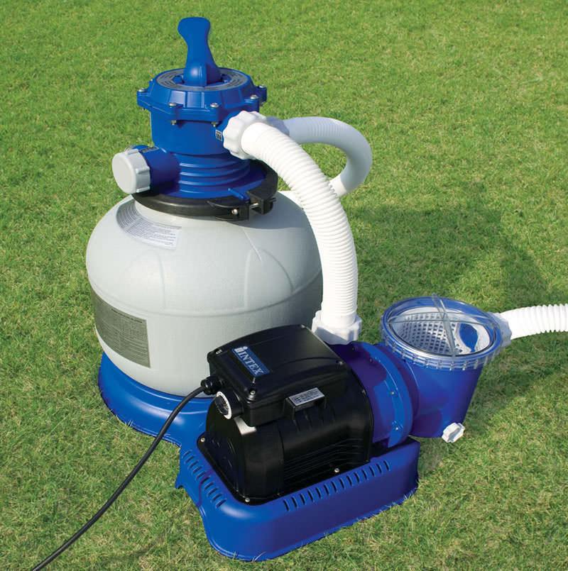 Песчаные фильтры для бассейнов считаются достаточно эффективными в частном использовании