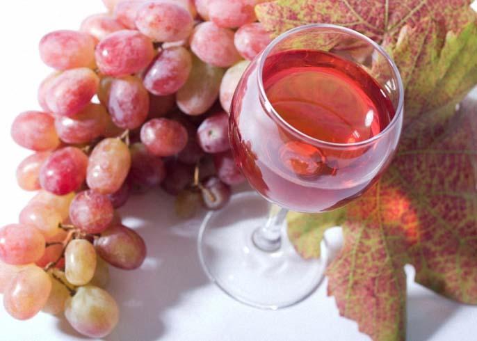 Технология производства розового вина непростая