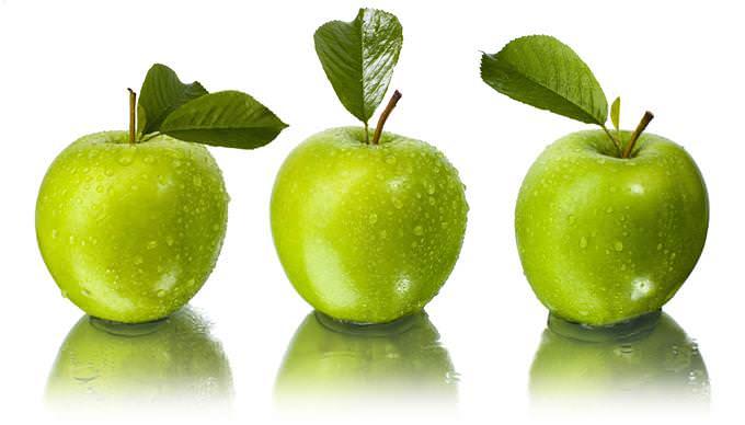 Зелёные сорта не имеют пигмента, вызывающего аллергию, значит, негативная реакция не наступает