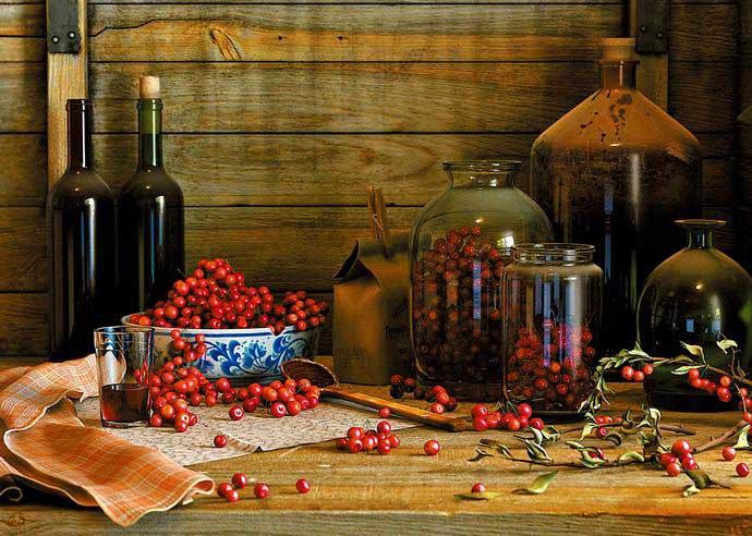 Сделать вино самостоятельно можно совершенно из разных ягод и фруктов