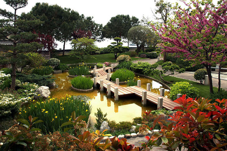 Ландшафтный дизайн можно смело назвать одним из проявлений культуры Китая, в котором в полной мере отразились все ее черты
