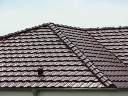 Какой вид кровли наиболее правильно использовать для крыши дачного дома?