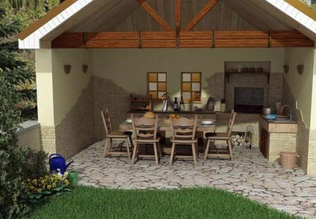 Данное сооружение может занимать мало или много места, быть круглым, овальным, квадратным, прямоугольным или и вообще, неправильной формы
