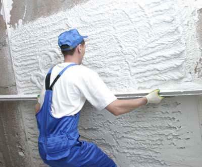 Ремонт стен дачного дома — основной этап, который требует выбора качественных материалов