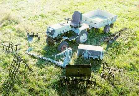 Выбирайте мини-трактор для даче, обращая внимание на все характеристики и преимущества