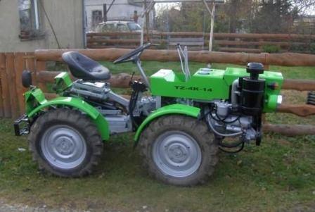 Какой мини-трактор выбрать для дачи: новый и надежный или же подержанный, но недорогой?