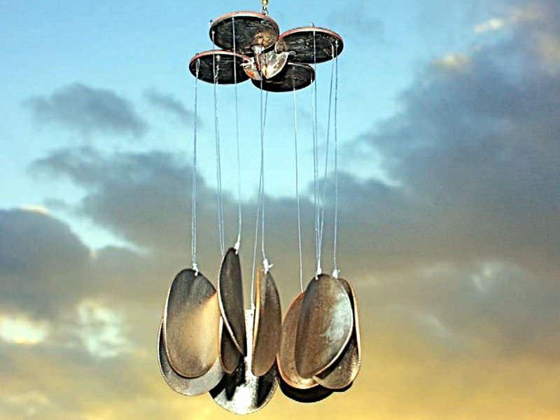 Музыка ветра своими руками: простое создание оригинальных талисманов для дачи