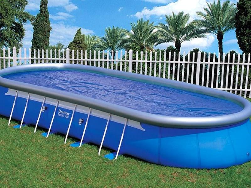 На рынке достаточно много производителей и дилеров надувных бассейнов, так что выбрать будет несложно