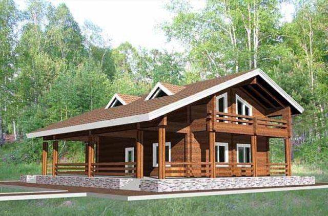 Любой материал строительства дачного дома может быть дорогой и не очень, и если хорошо изучить рынок, то от стандартной стоимости можно уйти даже на 40-60%