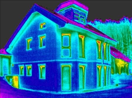 Теплопотери дачного дома должны быть минимизированы!