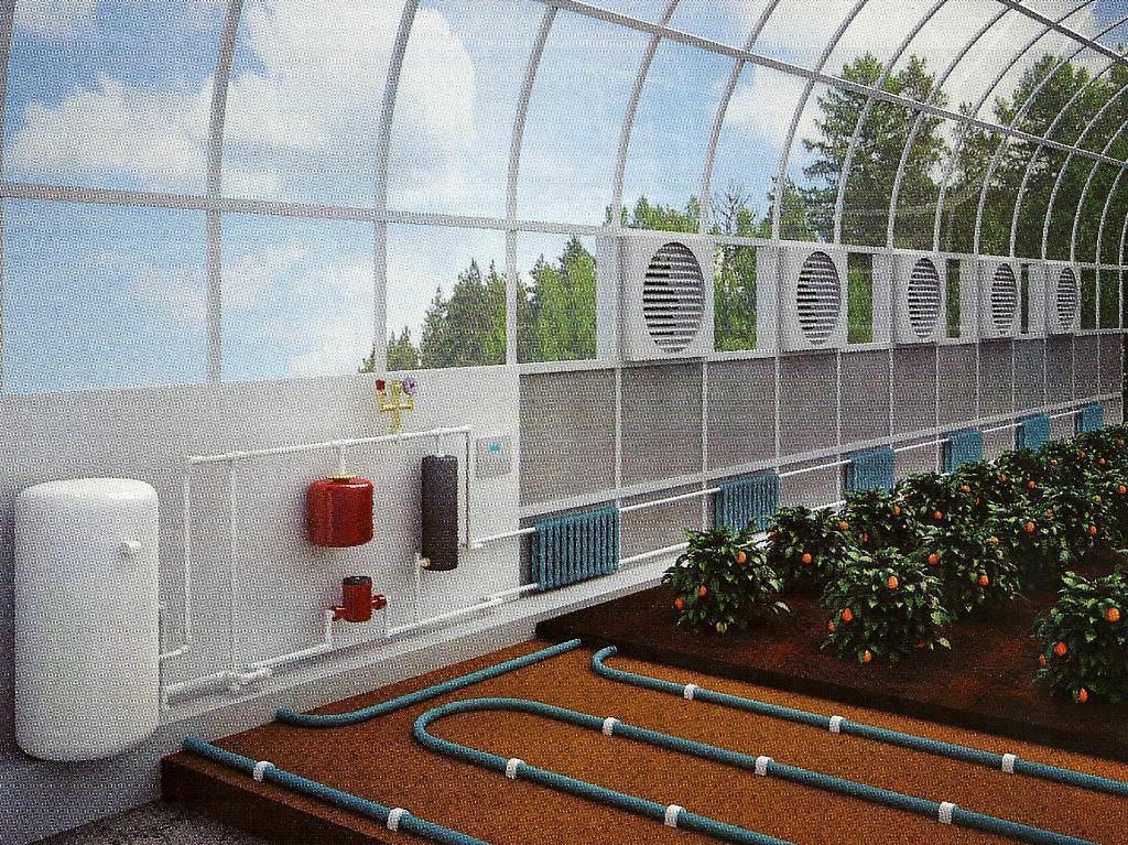 Как правильно выбрать обогреватели для теплиц