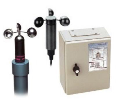 Датчики скорости ветра для фонтанов — обязательное оборудование для обеспечения корректной работы