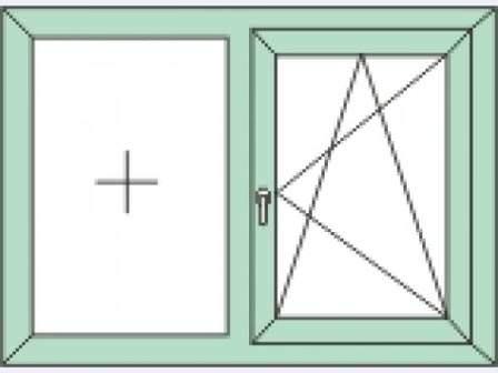 Для корректного выполнения заказа и установки пригодится точная схема окна