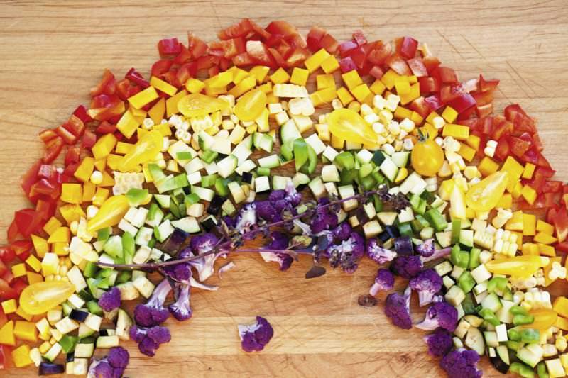 Узнать, какую пользу могут принести овощи в борьбе с раком, можно, если посмотреть на их цвет и разновидность