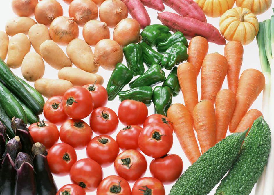 Британские ученые пришли к мнению, что овощная диета на 12% снижает вероятность возникновения рака