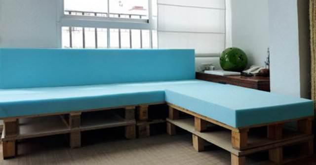 Каждый дачник может сделать довольно практичную и оригинальную мебель для улицы и дома