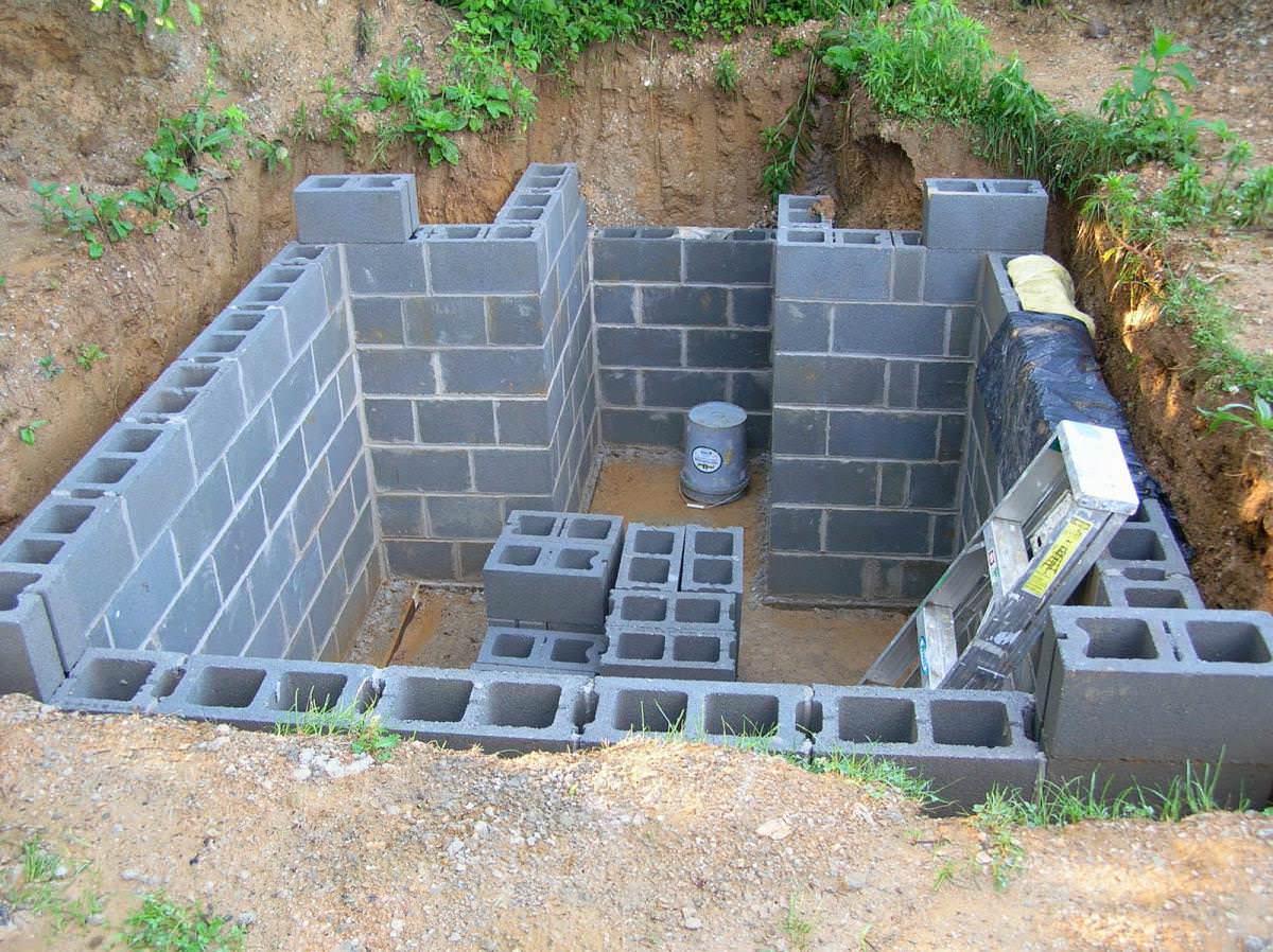 Погреб – строение необходимое на дачном участке и в любом частном имении