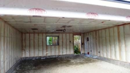 Необходимо правильно выбирать материалы для утепления пола гаража на даче, чтобы получить желаемый эффект