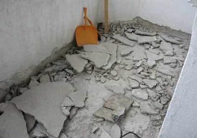 Уборка и подготовка — обязательные этапы, которые следует выполнить перед началом основных работ
