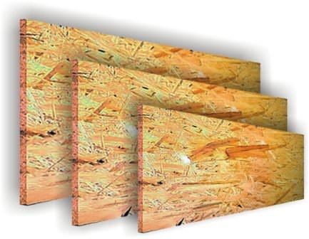 Настил плит OSB на пол даст определенный энергосберегающий эффект