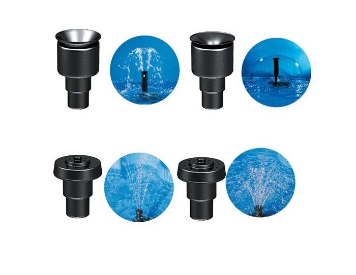 Насадки для фонтана — важное оборудование создания стиля и красоты потоков воды в фонтане