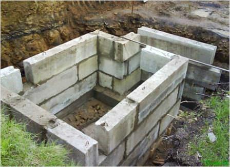 Возведение стен погреба: блоки, кирпич, бетон, металлокаркас