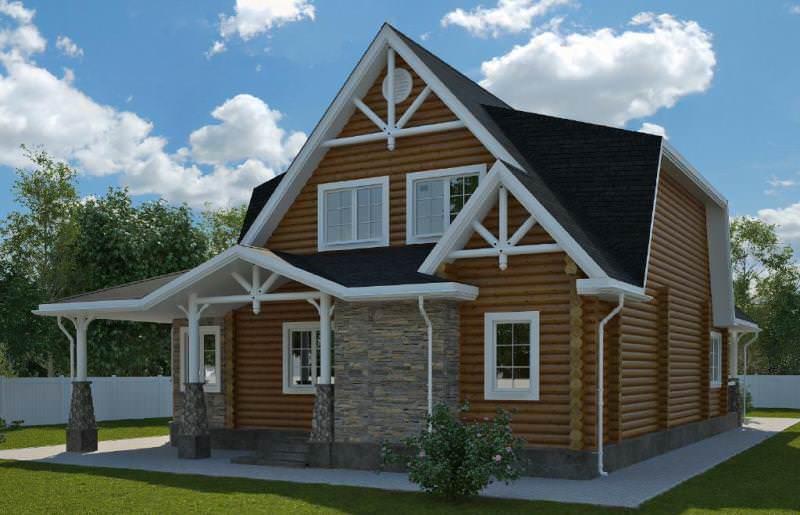 Реконструкция дачного дома может быть полной или частичной, с реставрационными или ремонтными работами, а также без них