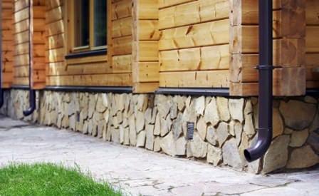 Ремонт цоколя дома своими руками