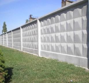 Как быстро и качественно отремонтировать бетонный забор на даче?