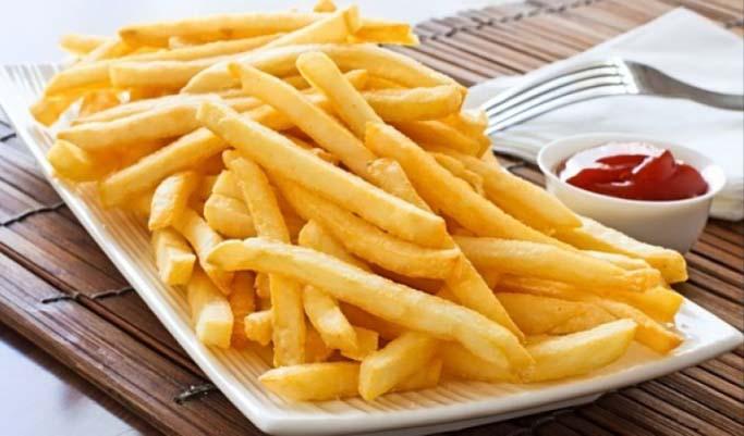 Сорт «Лаура» просто идеально подходит для изготовления высококачественного картофеля фри
