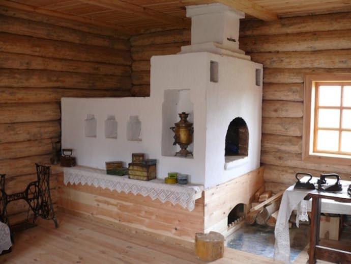 Недостатком традиционной печи является выделение тепла только выше пода в горниле, т. е. на высоте почти метра от пола