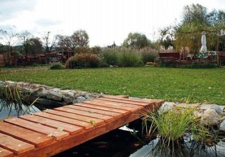 Садовые москтики в ландшафте: основные требования
