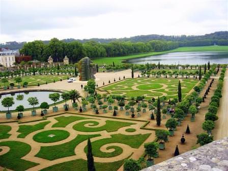 Французское чудо Сады Версаля