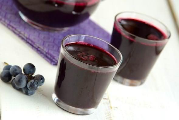 Виноград «Изабелла» используются в качестве сырья для компотов