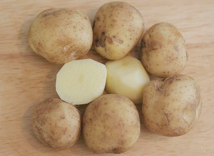 Картофель «Леди Клер» относится к раннеспелым сортам, пригодным для переработки