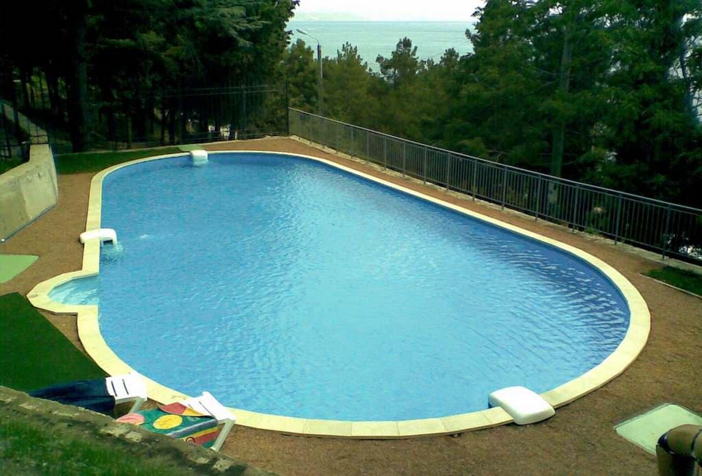Автоматизированный слив воды из бассейна возможен
