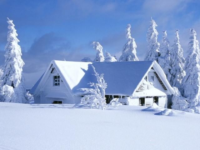 Далеко не всегда снег является полезным для дачи, ведь нередко он может натворить немало бед