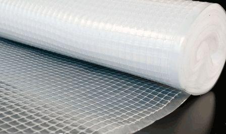 Данная пленка произведена из полиэтилена высокой плотности с внутренним каркасом, который берет на себя основную нагрузку