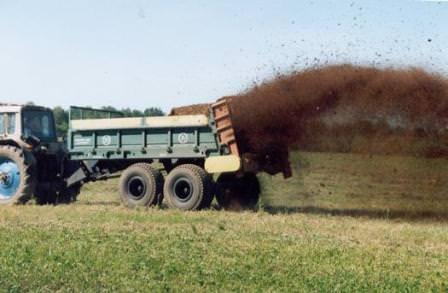 автоматизированное внесение удобрений в почву
