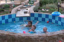 Свой бассейн – заветная мечта любого человека