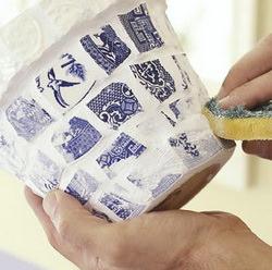 Оригинальное и красивое кашпо можно сотворить и собственными руками из подручных материалов