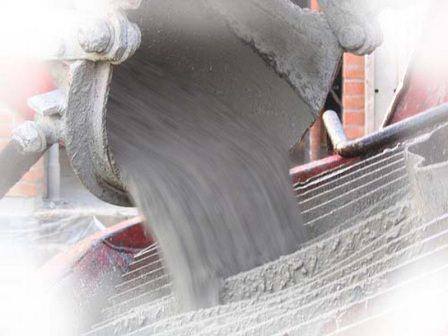 Бетон для заливки фундамента и производства бетонных изделий