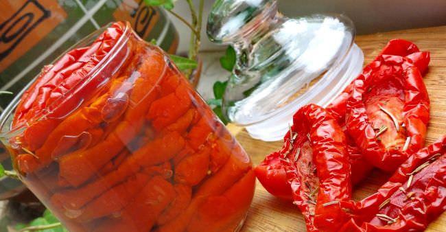 Такие томаты могут храниться почти год