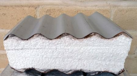 Утепление крыши может происходить разными способами
