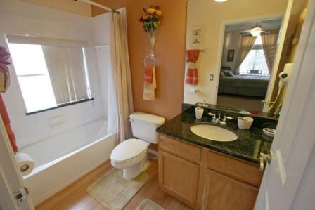 """Помните, дизайн помещения под ванную комнату на даче очень важен, ведь именно он формирует """"внешность"""" ванной"""
