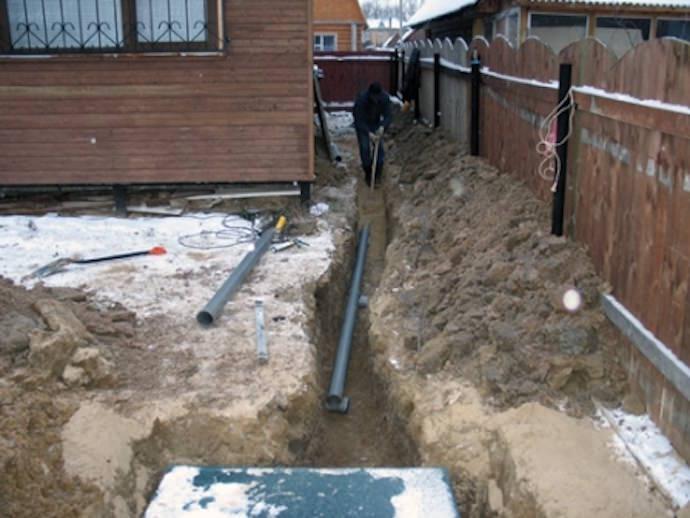"""Водоснабжение и канализация дачи """"под ключ"""" — дорого, но надежно и качественно"""