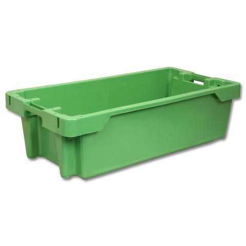 Как и для чего можно использовать пластиковые ящики на территории дачного участка
