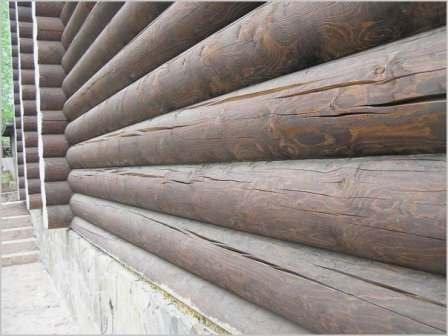 Качественная огнезащита должна быть применена и к деревянным постройкам