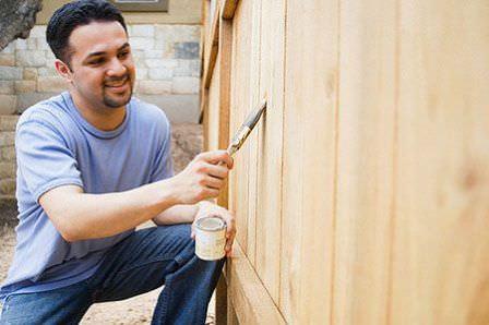 Правильная и качественная защита древесины от влаги